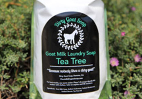 Goat Milk Laundry Soap - Bag
